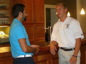 Lehigh University receiver Ryan Spadola
