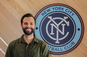 Me at New York City FC