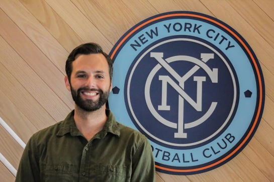 Me at New York City FC