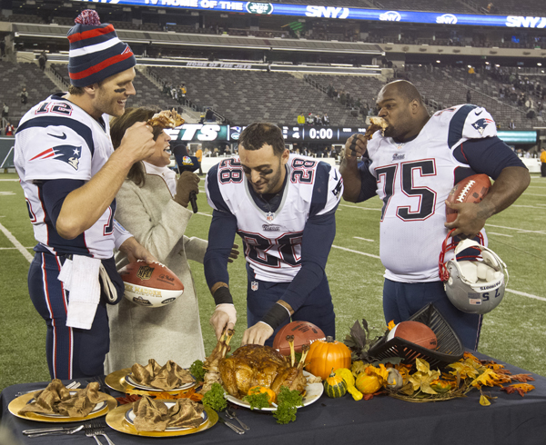 History Of Football On Thanksgiving Michael Lore