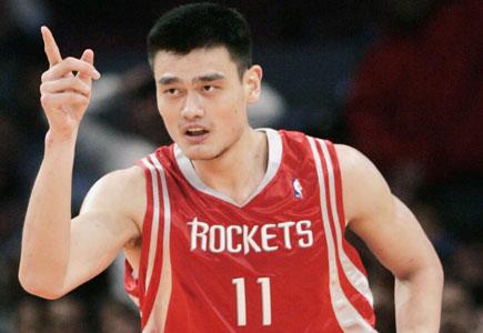 6bcea2f83 Yao Ming s Influence on NBA