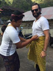 When in Bali