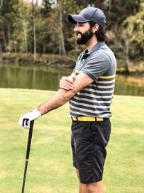 Golfing at Champions Retreat