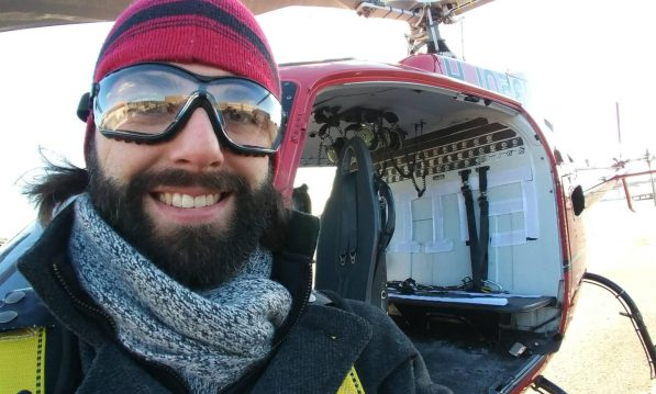 Chopper selfie