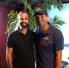 Tony Romo and I