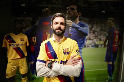 FC Barcelona's newest signing